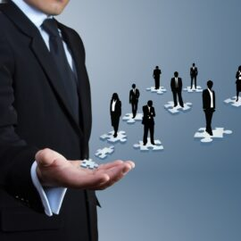 What is the principal role of a sales leader?